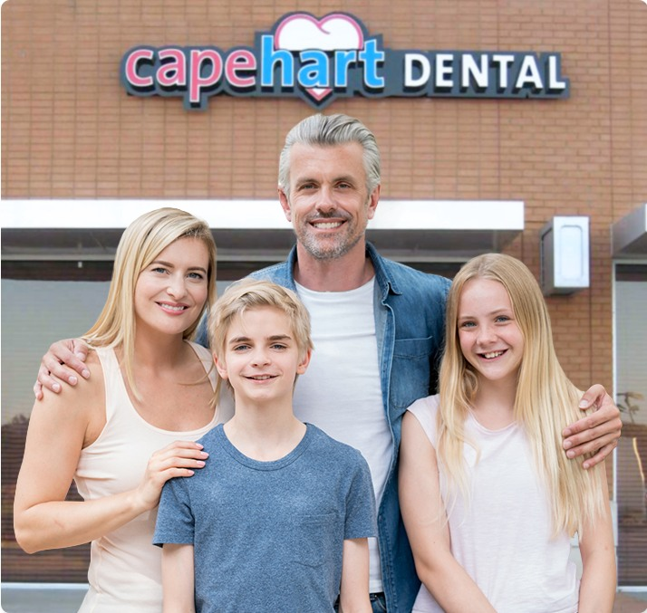 Dentist Lewisville | Family Dentistry | Capehart Dental